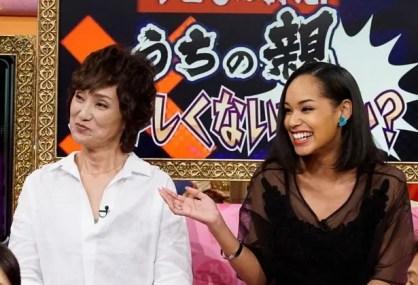 宮本エリアナと麻美子の画像