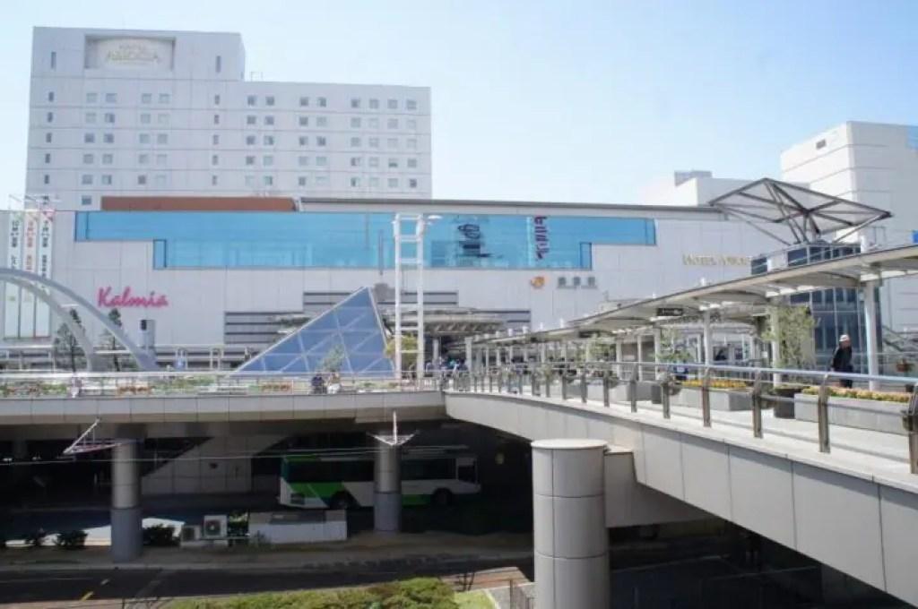 豊橋駅の画像