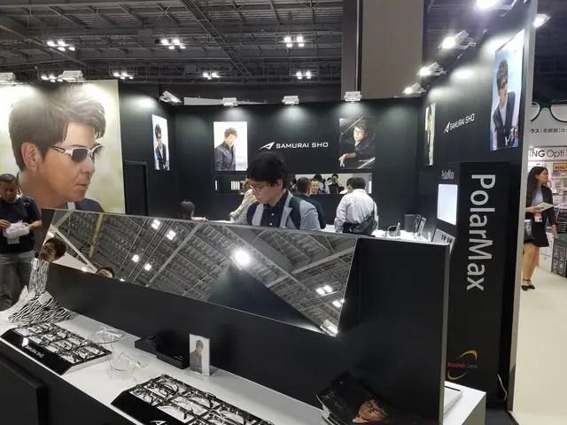 哀川翔の展示会の画像