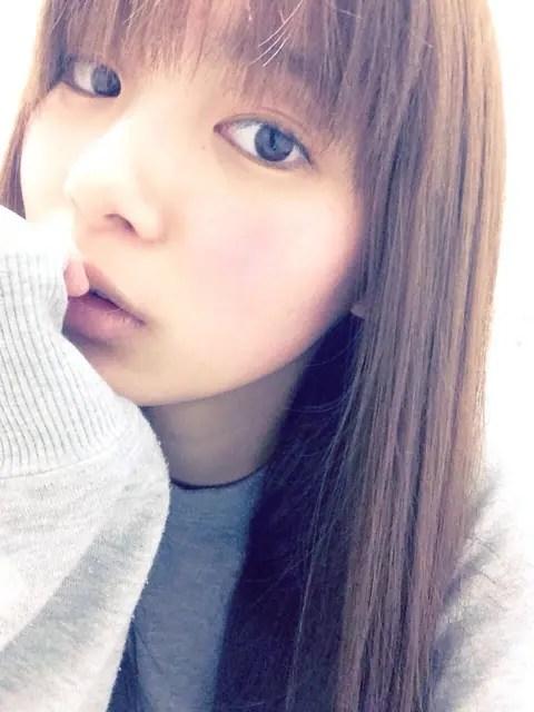 新川優愛のすっぴん画像