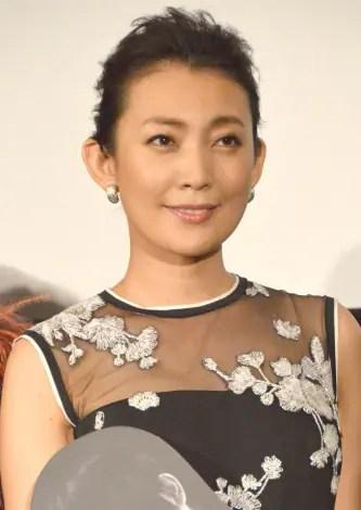 髪のアクセサリーが素敵な田中美里さん