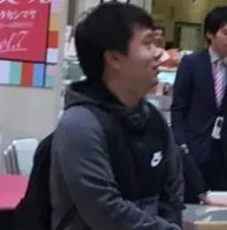 中国人転売屋の画像