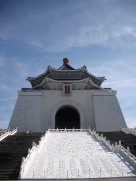 A visit to C.K.S memorial is a must in Taipei-Taken Susan Wang