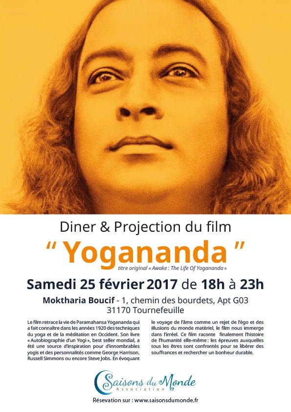 Affiche Awake : the life of Yogananda