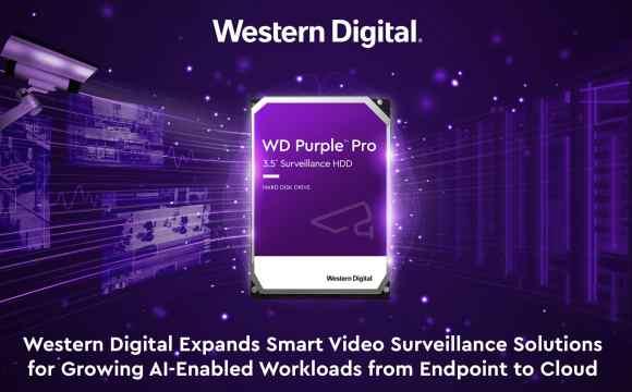 Western Digital Purple PRO – Smart AI-Powered Video Surveillance Solution 2021