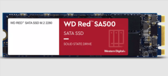 WD Solid State Drive (SSD)