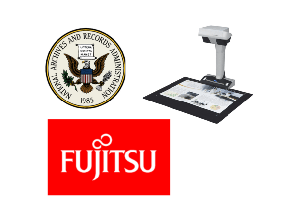 Saitech Inc, successfully executed a Fujitsu Scanner Project for NARA