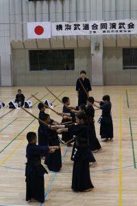 剣道基本技稽古法