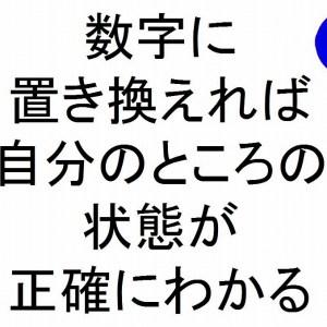 数字に置き換えれば自分のところの状態が正確にわかる斎藤一人|仕事がうまくいく315のチカラ26