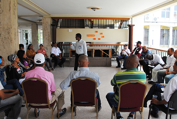 Education in Human Values training for community leaders