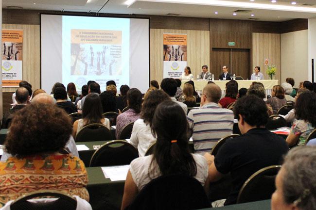 Education Congress in Brazil