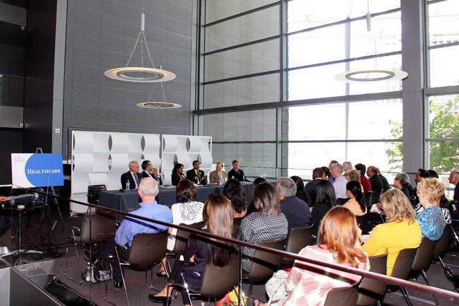 USA - Dallas - Healthcare Panel at Conference