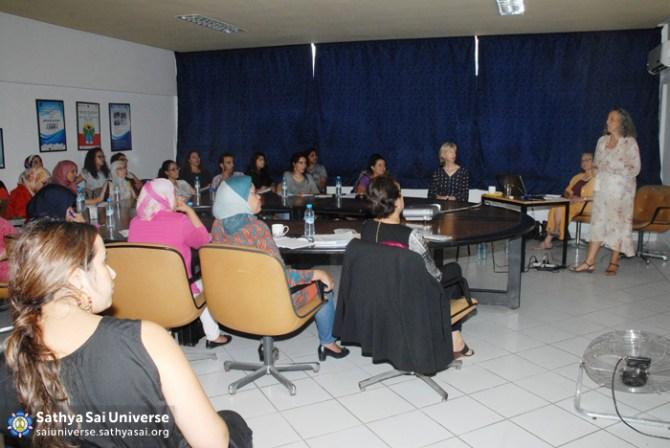 SSEHV Teacher Training, Morocco