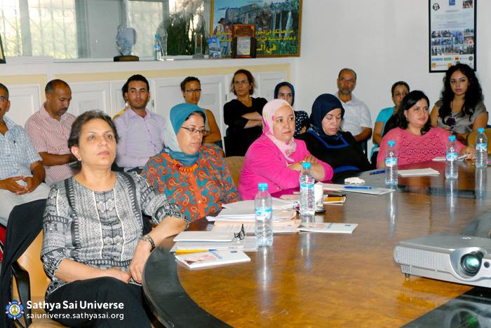 Seminar on SSEHV, Morocco