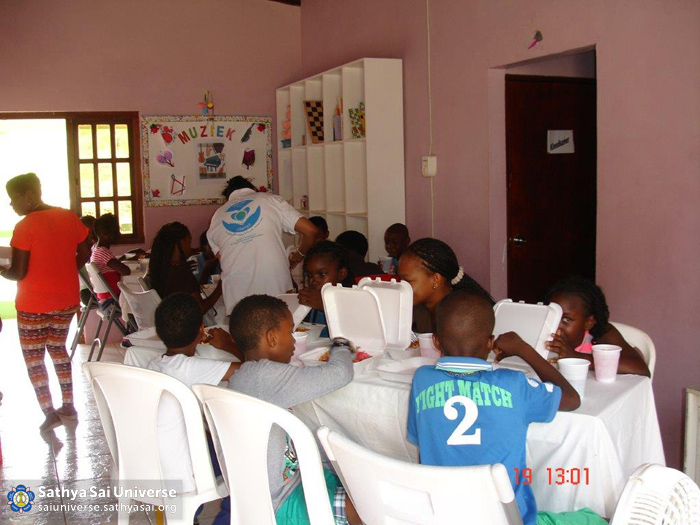 Serving Needy Children, Curacao