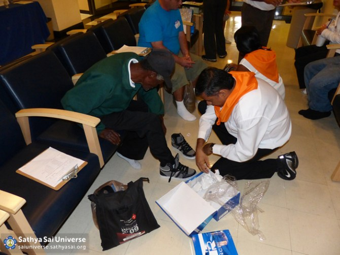 Z1 USA Florida Podiatry Receiving shoes
