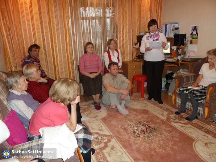 Russia - Cherepovets Zonal Public Meeting