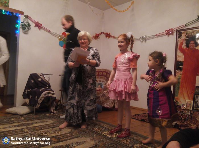 Children's Performance in Vitebsk, Belarus