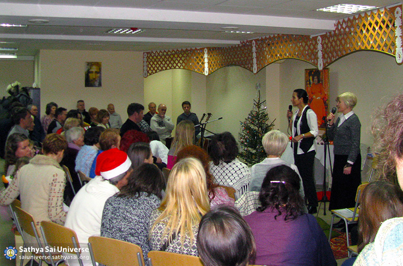 Lithuania SSIO Members at New Year programme