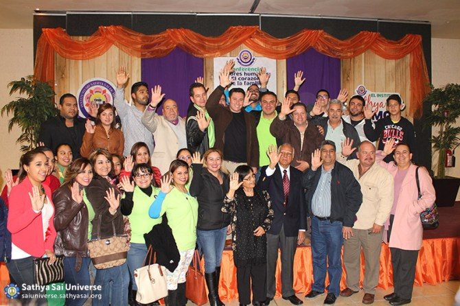 EHV Conference participants in Chihuahua