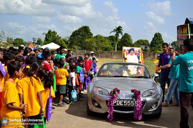Z1 Trinidad-Tobago Opening of Event
