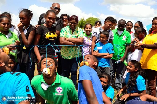 Z1 Trinidad-Tobago Sports Event
