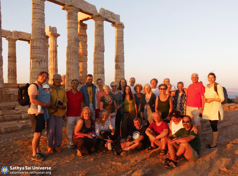 Sadhana-camp-2015 by poseidon temple