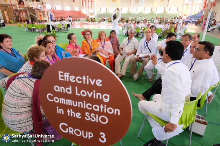 WC2015 Communications workshop session