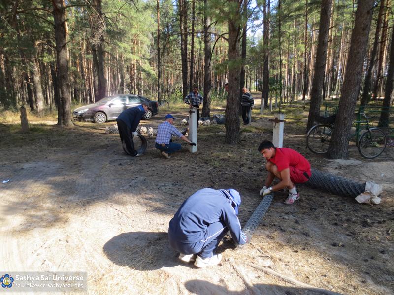 Z8 Belarus National volunteer camp in Baranovichi district 3