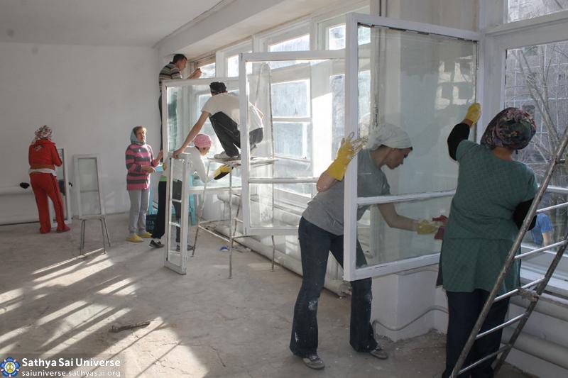 Z8 Kazakhstan 22nd bi-annual volunteer camp 3