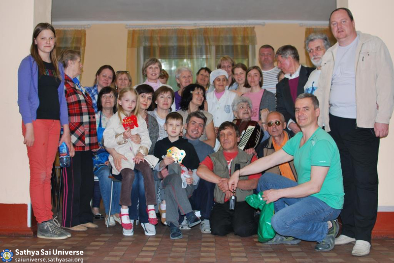 Z8 Russia Medical and social assistance in Leningrad region 1