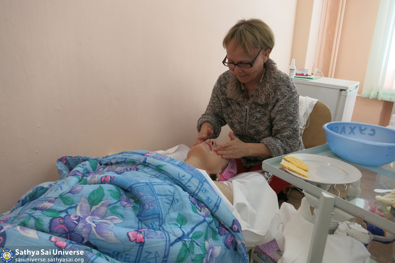 Z8 Russia Medical and social assistance in Leningrad region 4