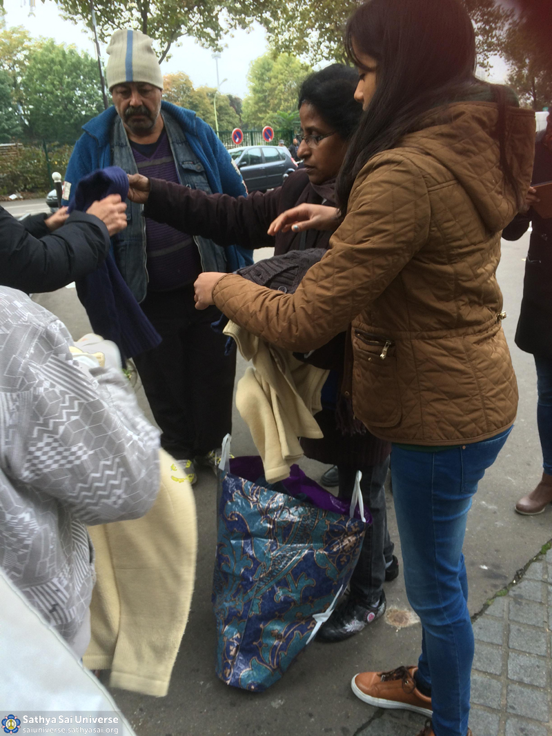 STP 2015 France Distribution clothes