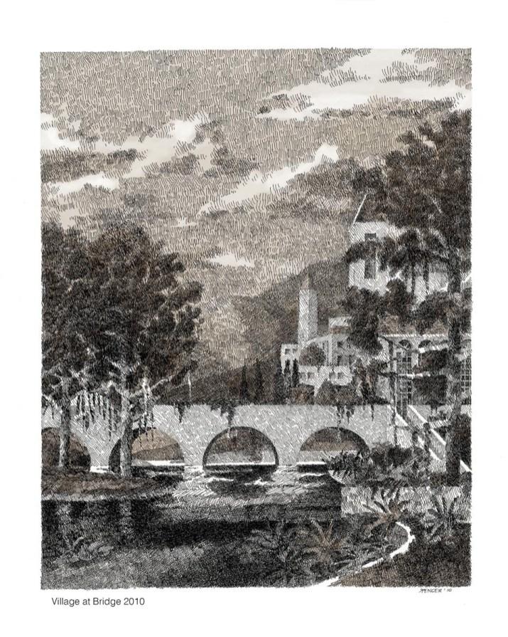 Village at Bridge