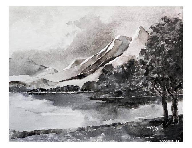 Mountain Lake-2020