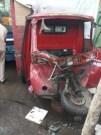 A horrific accident on the Katraj-Kondhwa roadsajag nagrikk times sanata