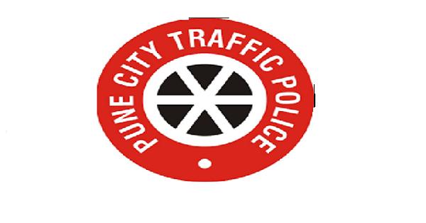 PUNE traffice police fine auto rickshaw driwer