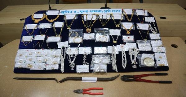 Pune-police-news today-27-crime-open-of-burglary-robbery-revealed-criminal