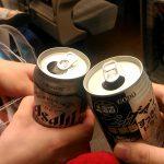缶ビールでの咲けゴング