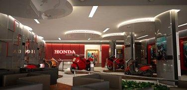honda showroom blitar 1