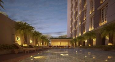 Gandekan Hotel Yogyakarta 1