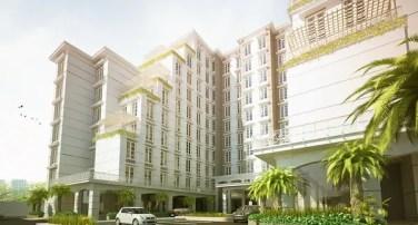 Gandekan Hotel Yogyakarta