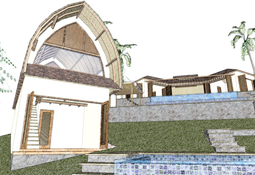 Nusa Lembongan Villa 3