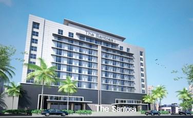 The Santosa Hotel 2