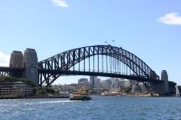 Le fameux Harbour Bridge
