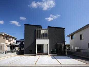 新築住宅 竣工写真 「○ THE BASE の家」 1