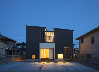 新築住宅 竣工写真 「○ THE BASE の家」 2
