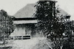 勝海舟の別邸「洗足軒」