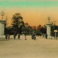江戸が残る日比谷公園