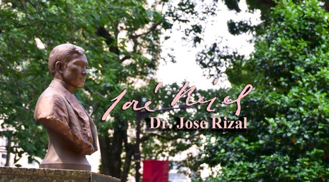 ホセ・リサール像